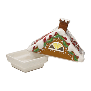 GINGERBREAD HOUSE - SCENTSY DISH ONLY