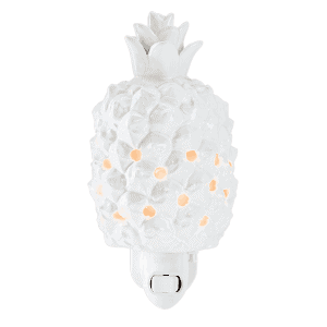 QUEEN PINEAPPLE PLUG IN WAX WARMER FROM SCENTSY