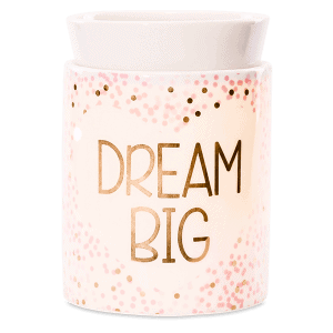 DREAM SPARKLE WAX WARMER FROM SCENTSY