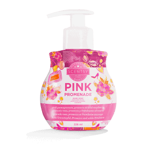PINK PROMENADE SCENTSY HAND SOAP