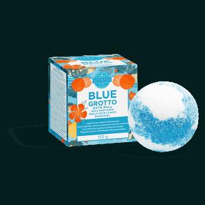 BLUE GROTTO SCENTSY BATH BOMB