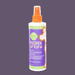 SCENTSY DOG DEODERISING SPRAY  - Oatmeal & Aloe Freshen Up Pup Dog Deodorizing Spray