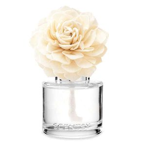 Pink Cotton Scentsy Fragrance Flower