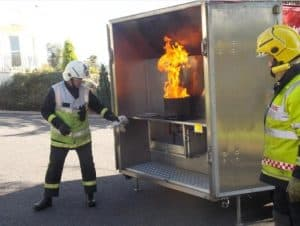 Fire Safety Week 2013