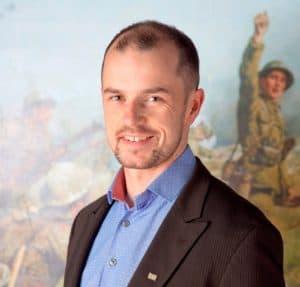 Liam Bradley – Curator