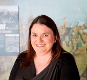 Pauline Tilson – Clerical Officer