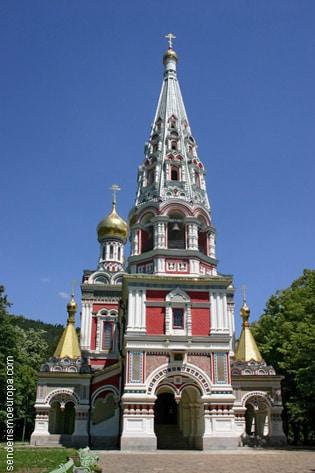 Monasterios ortodoxos