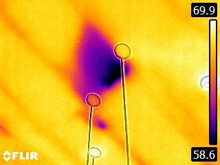 attic insulation thermal 5 - Thermal Imaging