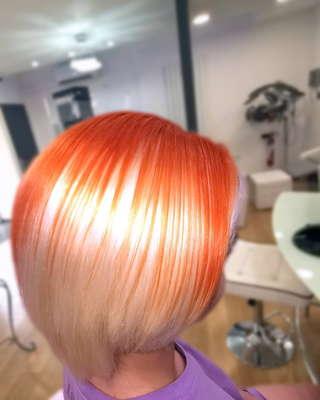 coloriste aix en provence 13100 duo color cuivre blond