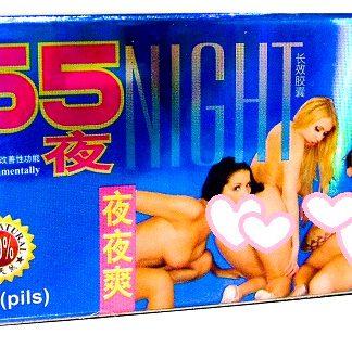 Капсулы для повышения потенции 365 NIGHT