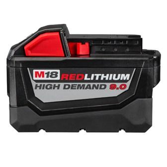 Milwaukee M18 High Demand 9.0Ah Battery Pack