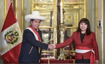 Ministra de Perú