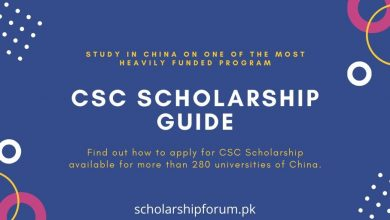 Photo of CSC Scholarship: A Complete Guide to Apply