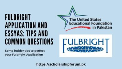 Photo of Fulbright Application Tips; SoP, and Essay Guidance