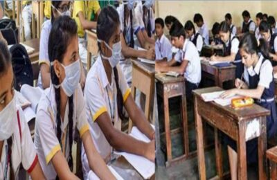 Delhi ReOpen School Schools for classes 9th to 12th will open from September 1