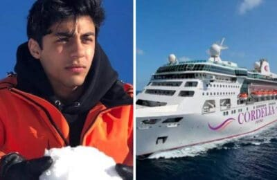 Drugs Party: Shahrukh's son Aryan was questioned by NCB-8 people arrested, mobile phones were also confiscated