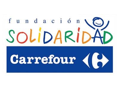 Fundación Solidaridad Carrefour - Patrocinador de la Fundación También