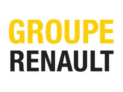 Grupo Renault - Patrocinador de la Fundación También