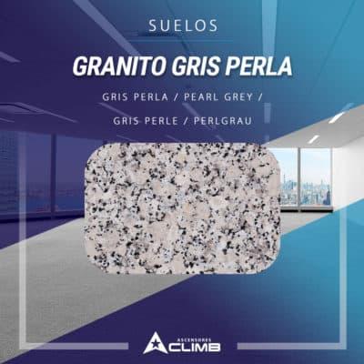 Suelos de granito gris perla