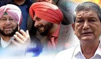 After meeting Rahul Gandhi, Harish Rawat will now come to Chandigarh to meet Captain and Sidhu