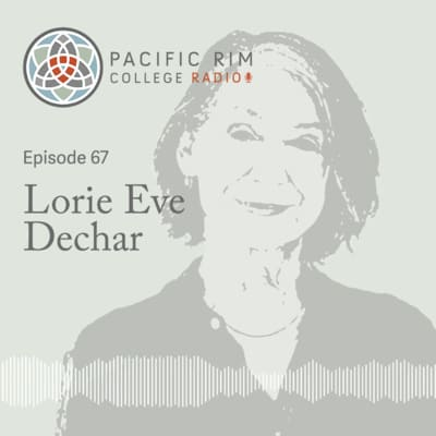 #67 Lorie Eve Dechar on Five Spirits Acupuncture, Inner Alchemy, and Healing in Tension
