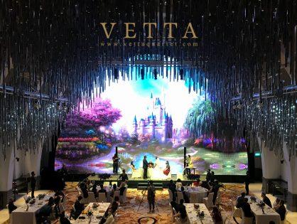 Matilda & Timothy's Wedding at JW Marriott Grand Ballroom