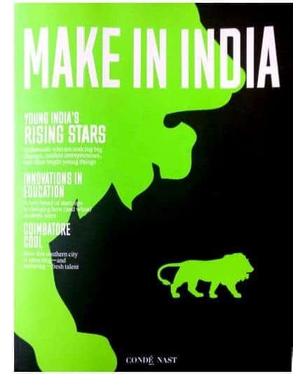 Conde Nast - Make in India