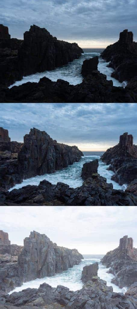 Bebigger's guide to landscape photography | Exposure explained