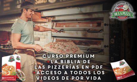El Curso más completo para el profesional pizzero