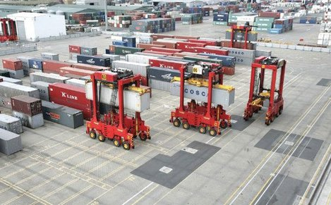 Navtech becomes the key supplier for Port Botany