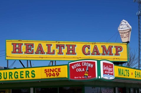 Health Camp, Waco, Texas. Photo by Alan Levine on Flickr.