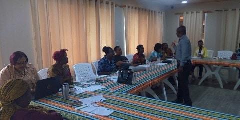 Organisational Training