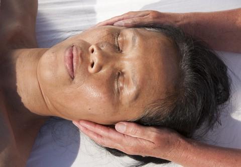Kropsterapeut. Behandling