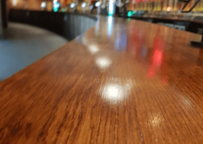 Commercial bar and restaurant painting and decorating service in Cardiff, South Wales and Bristol