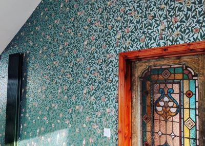 Wallpapering service Cardiff, Bristol & South Wales