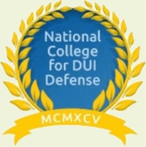 Parker Criminal Lawyer National College for DUI Defense