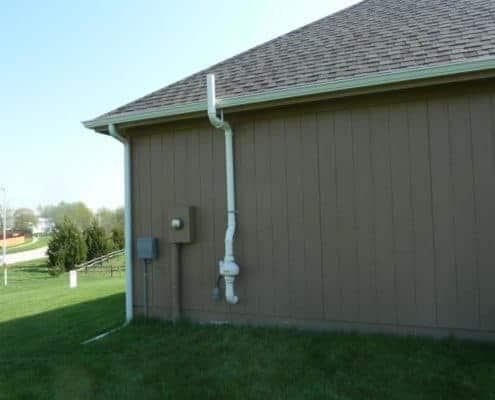 radon mitigation system