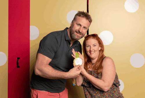 Win a gold - be the best with Alexandra & Scott Wickfree