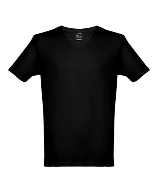 Tshirt thc-athens preta