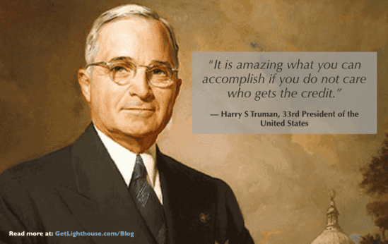 John Wooden quotes - this one is similar to Harry Truman's