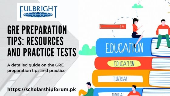 GRE Preparation Tips, Resources and Practice Tests