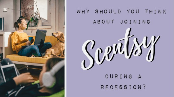 Why should you think about joining scentsy