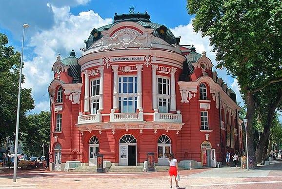 바르나 오페라 빌딩