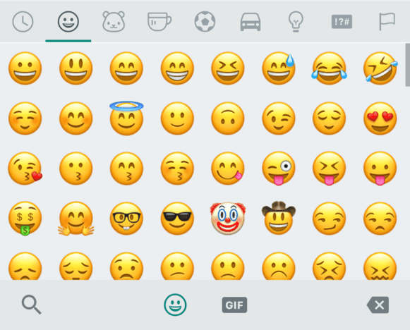 emojis are great for remote team members