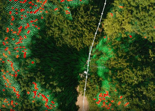 raw radar data