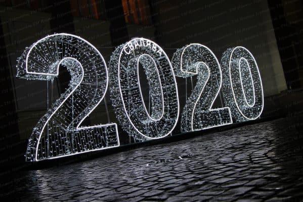 Свалява 2020 фотозона