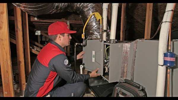 Air conditioning service in Sausalito