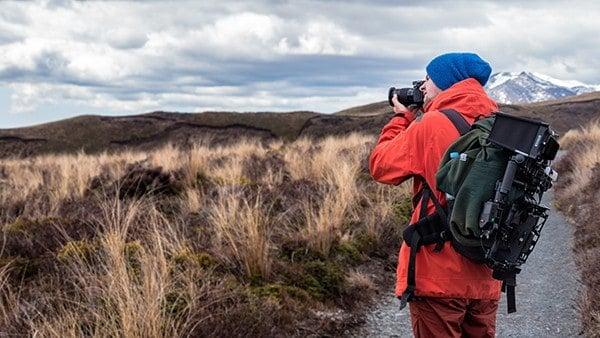 wildlife landscape photographer