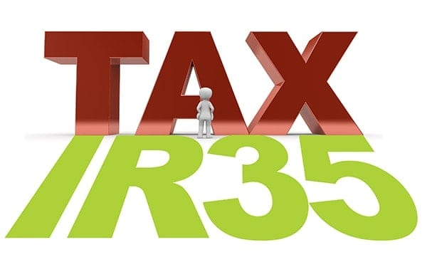 IR35 Tax Enquiry and Legal Expenses insurance with a Contract Review