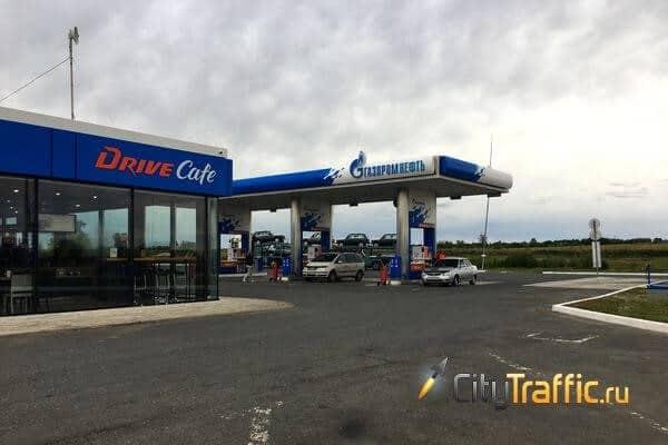 Заправки Тольятти продолжают снижать цены на бензин и газ